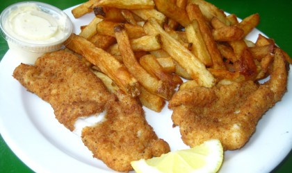 HFX Fish 'n' Chips Quest: Evan's Fresh Seafood