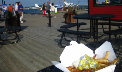 HFX Fish 'n' Chips Quest: The Battered Fish