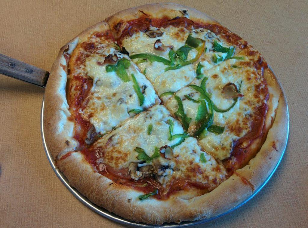 Cape Breton pizza: Bianchini's