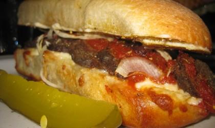 Sandwich Showcase: Meatball Hero from Salvatore's