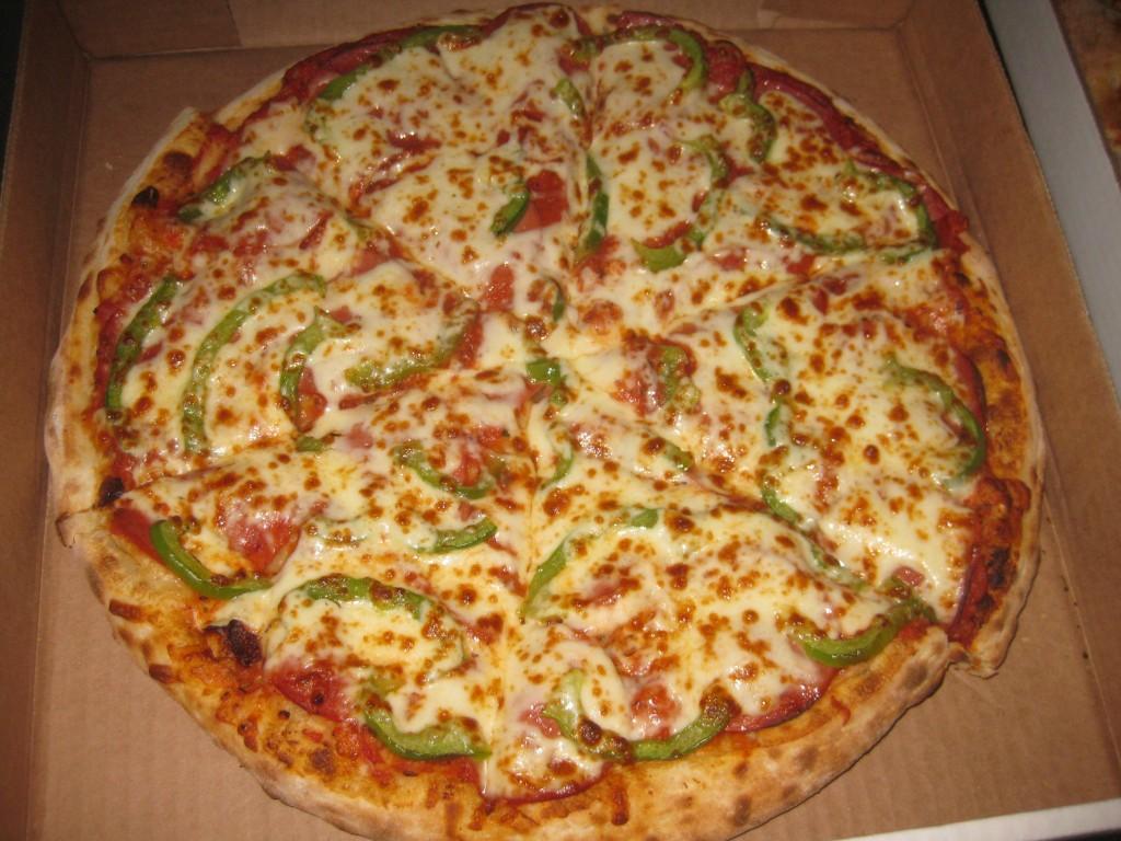 Mumford Pizza