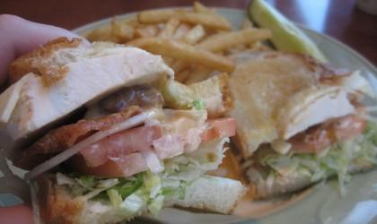 Sandwich Showcase: Pub Club at Your Father's Moustache