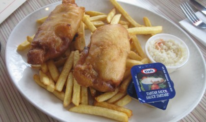 HFX Fish 'N' Chips Quest: Hellas Restaurant