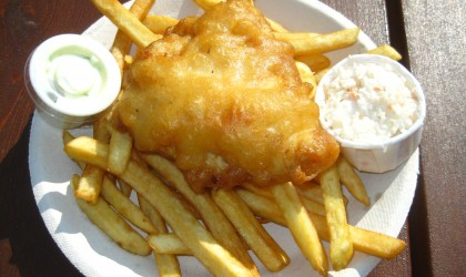 HFX Fish 'n' Chips Quest: Harbour Fish 'N Fries