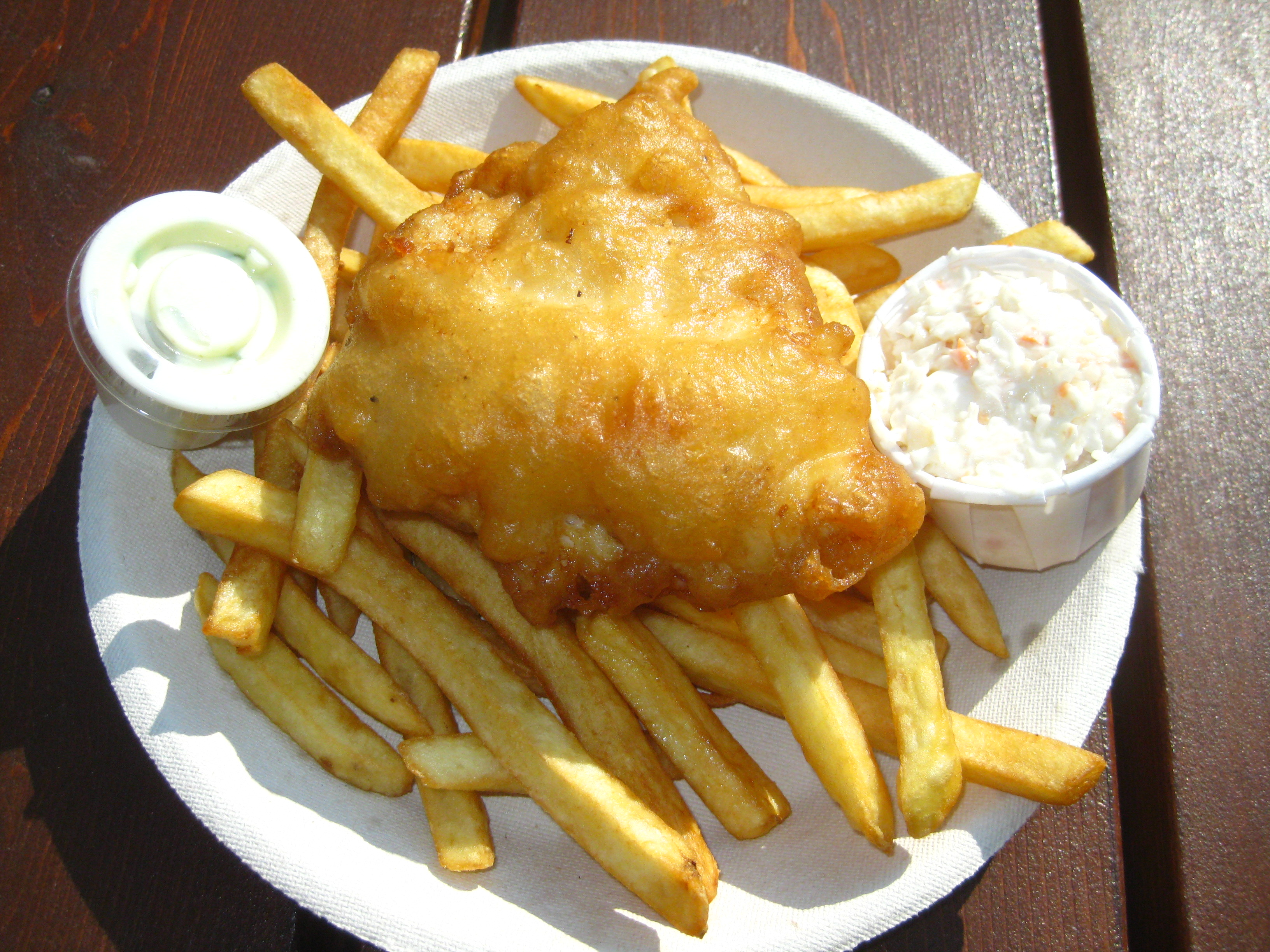 Hfx fish 39 n 39 chips quest harbour fish 39 n fries eat this for Harbor house fish fry