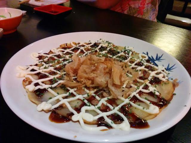 Japnanese pancake