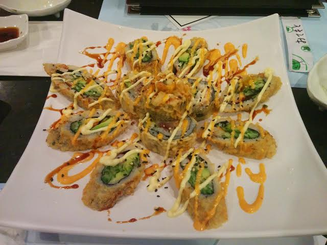 deep fried rolls