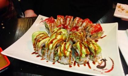 All-You-Can-Eat Sushi Quest: Genji Sushi