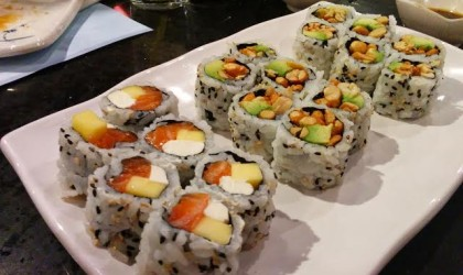 All-You-Can-Eat Sushi Quest: Round UP!