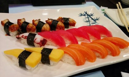 All-You-Can-Eat Sushi Quest: Mizu