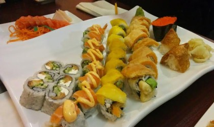 All-You-Can-Eat Sushi Quest: An Introduction