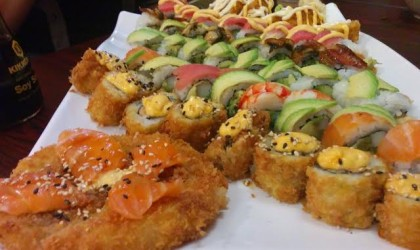 All-You-Can-Eat Sushi Quest: Wasabi Asian Cuisine
