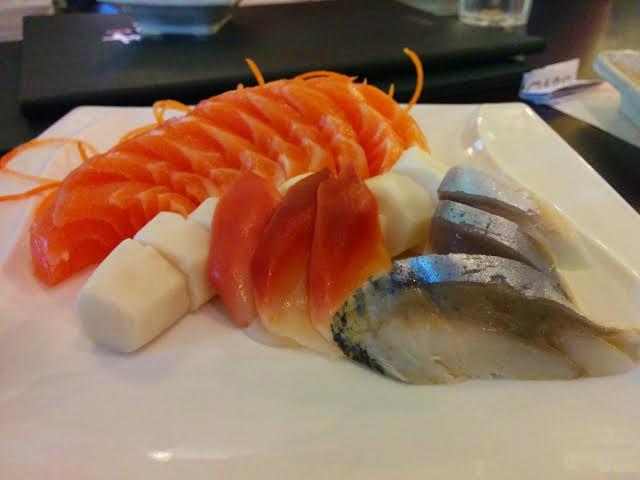 sashimi plate 2