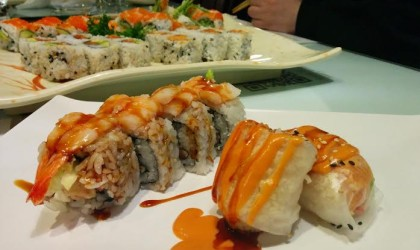 All-You-Can-Eat-Sushi Quest: Sushi Jet