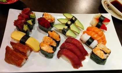 All-You-Can-Eat Sushi Quest: Happy Sushi