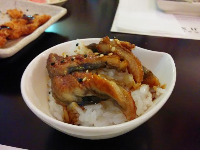 unagi bowl