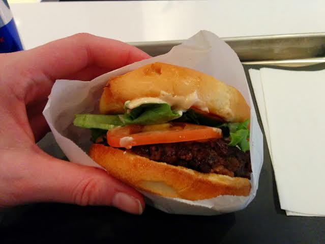 Bacon Jam Cheeseburger from Krave Burger