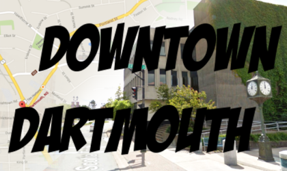 Dartmouth Pizza Quest: Downtown Dartmouth