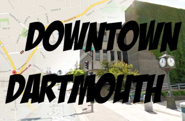 Dartmouth Pizza Quest: Downtown Dartmouth