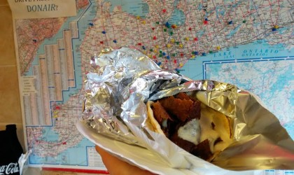 Toronto: An Investigation of Halifax Donairs