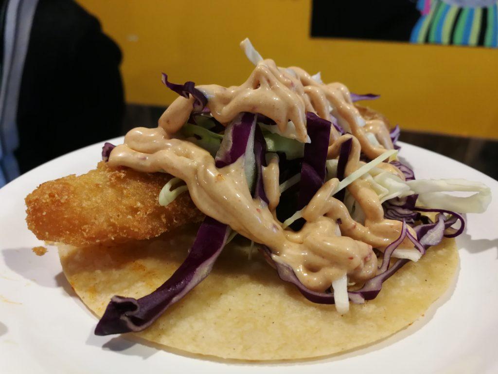 Best fish tacos in Halifax: Tako Loko