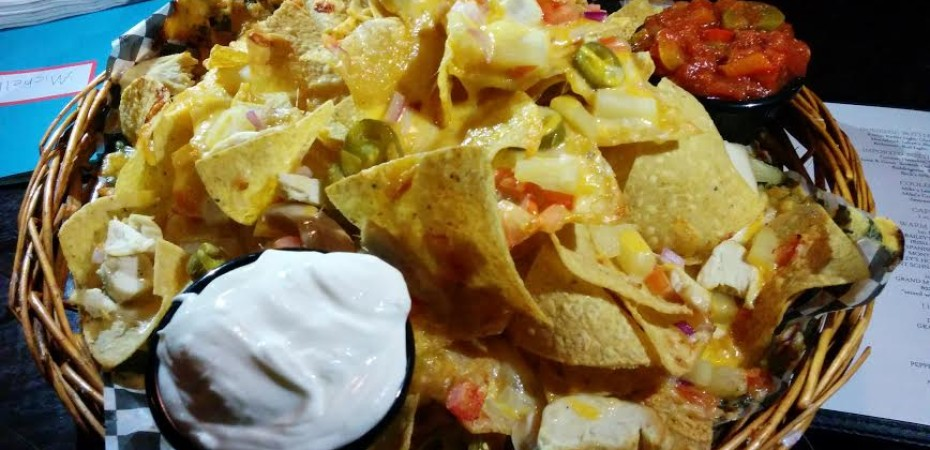 Halifax Nacho Quest: Barrington Street