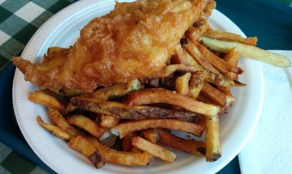 HFX Fish 'n' Chips Quest: Sydelle's Restaurant