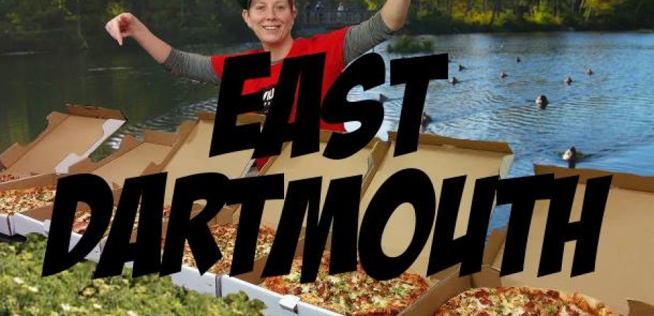 Dartmouth Pizza Quest: East Dartmouth