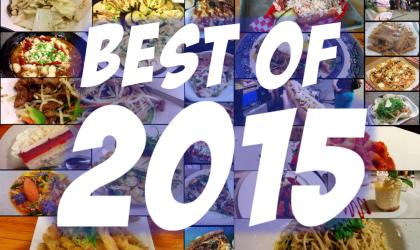 Best Meals of 2015