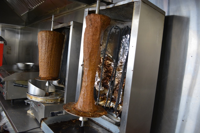 donair-meat-grilled-on-a-spit