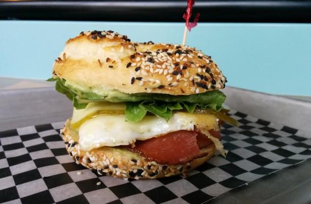 Sandwich Showcase: The Dartmouth Hangover at The Canteen