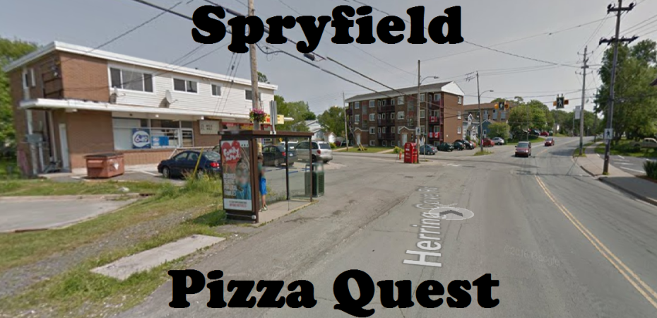 Spryfield Pizza Quest