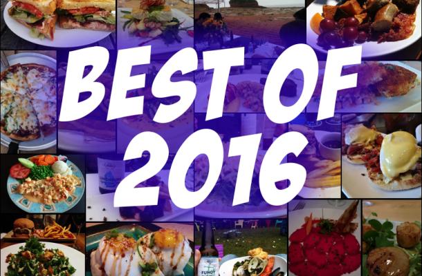 Best Meals of 2016