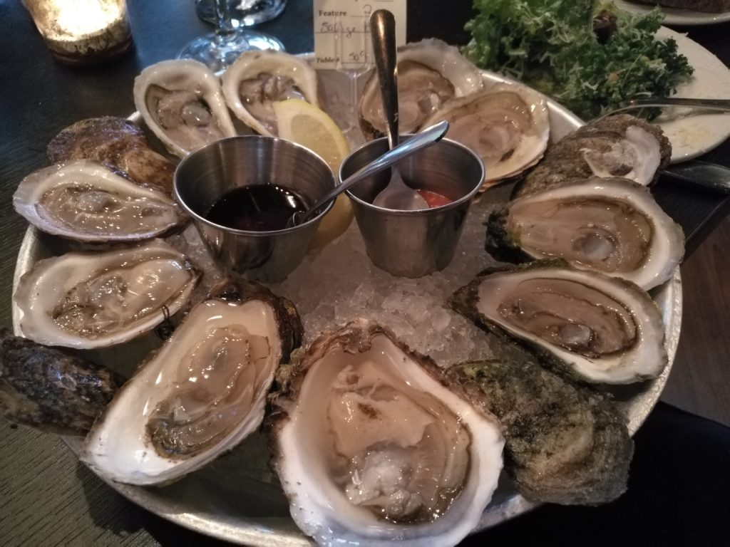 Iconic Foods of PEI: Oysters