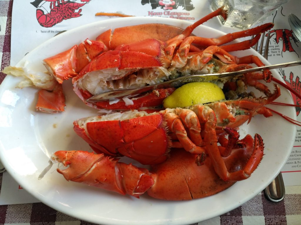 Iconic Foods of PEI: New Glasgow Lobster Suppers