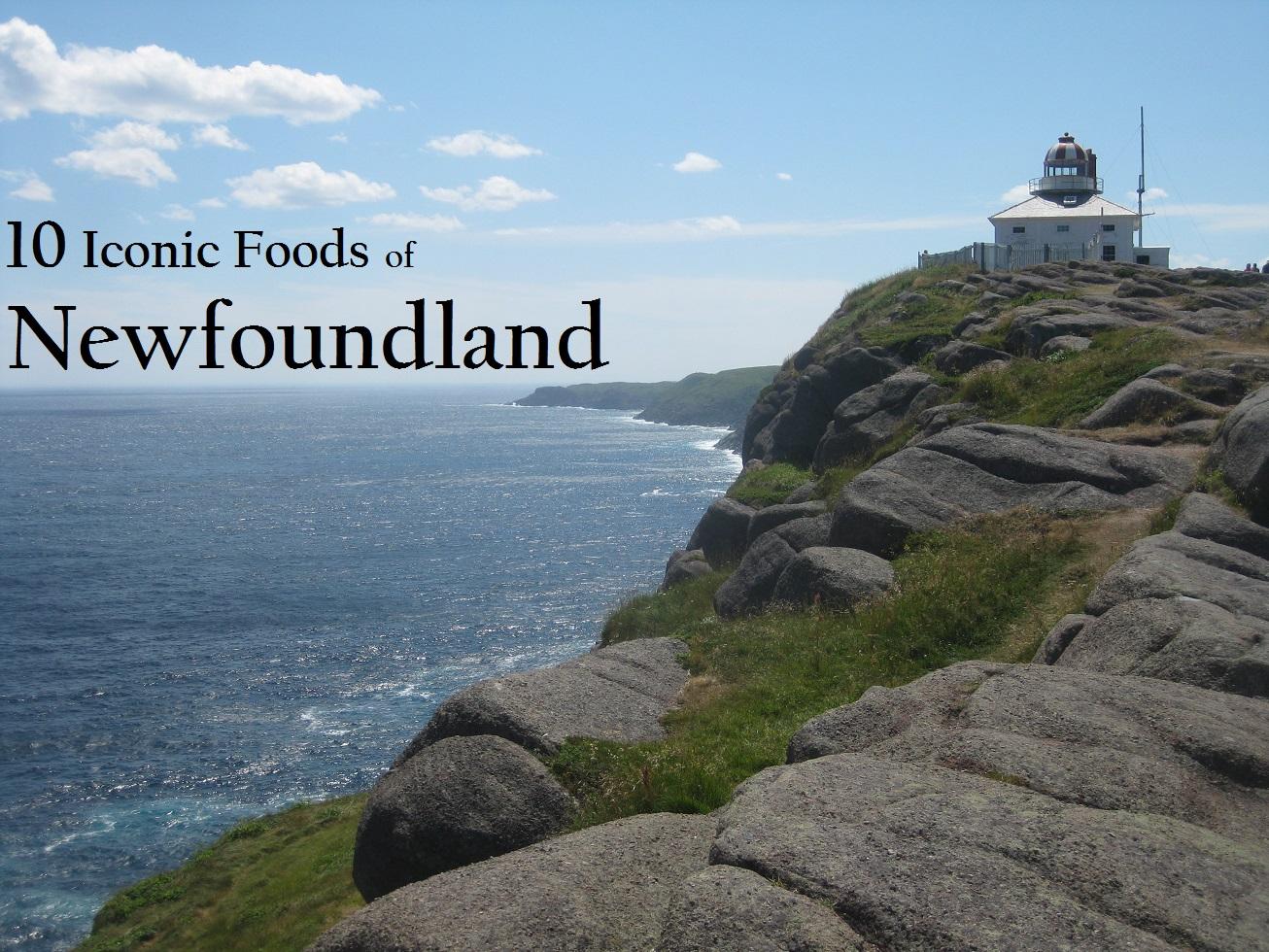 Canadian Food Newfoundland April 9, 2017