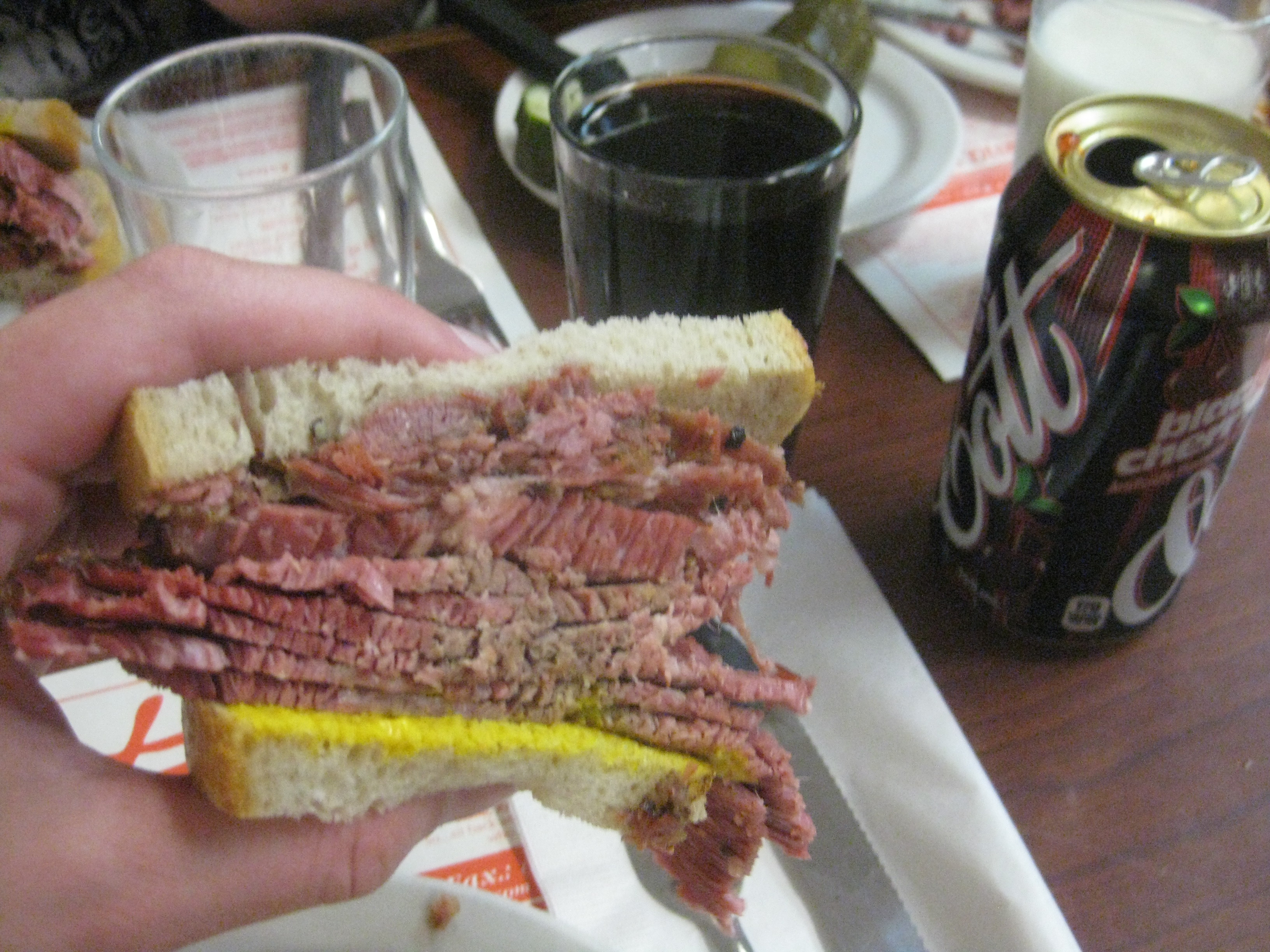 Iconic Foods of Quebec: Smoked Meat