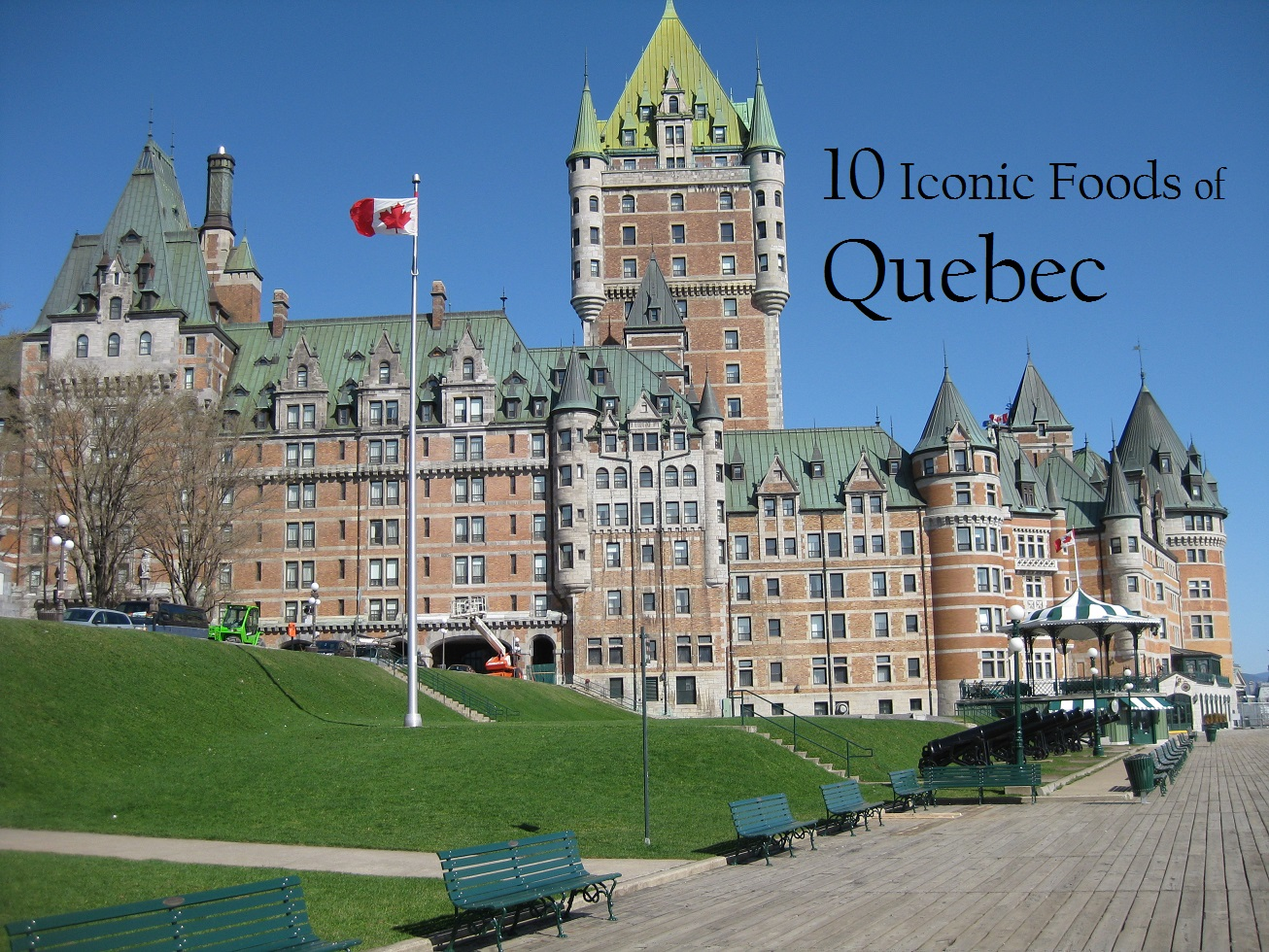 Iconic Foods of Canada: Quebec - Eat This Town
