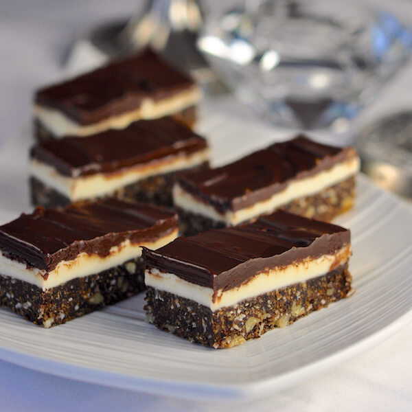 Nanaimo Bars Rock Recipes