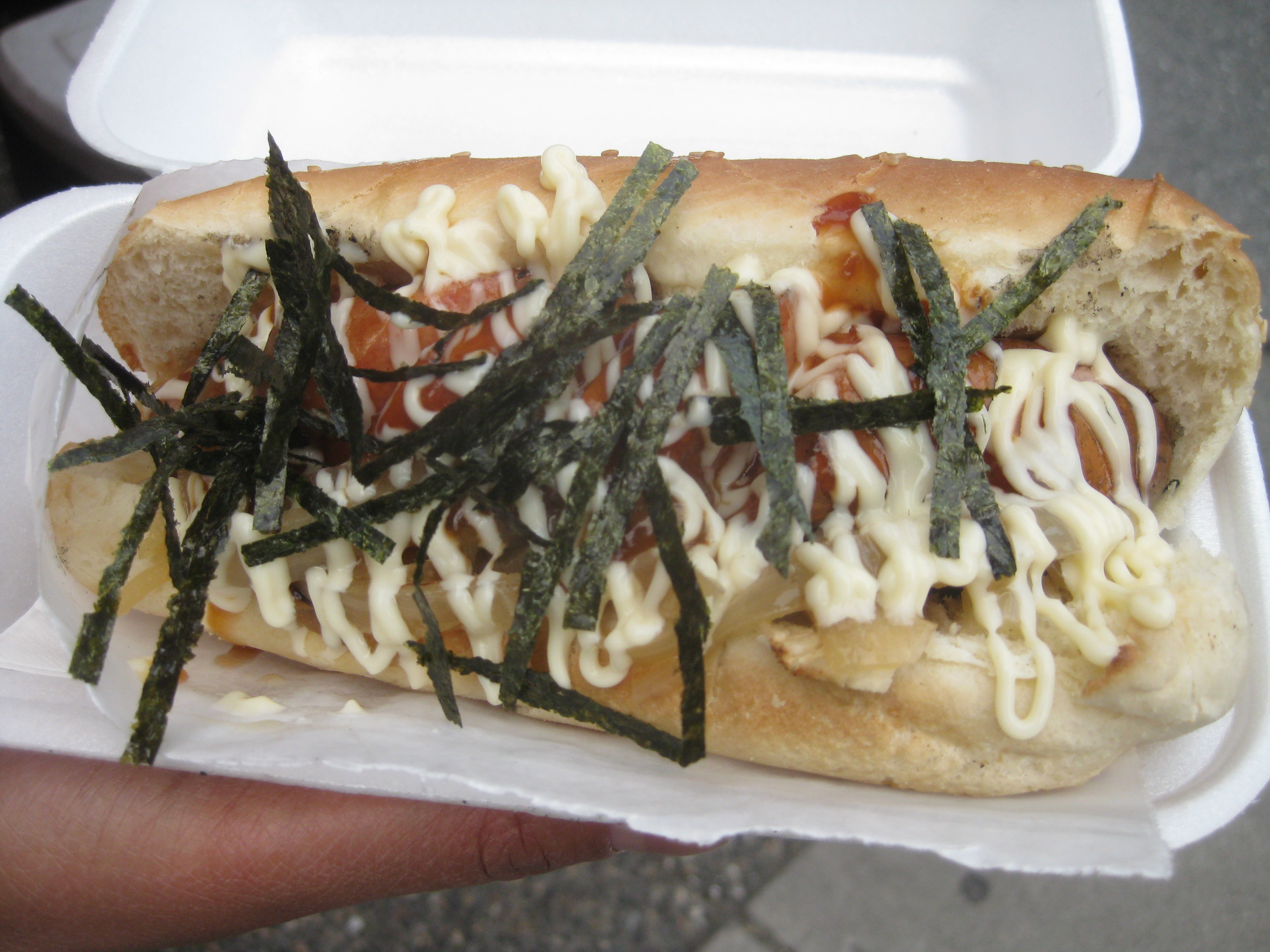 foods of British Columbia - Japadog