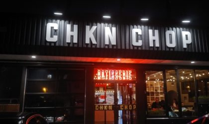 Review: CHKN CHOP
