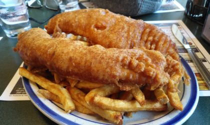 Fish n' Chips at Fries and Co. (Revisted)