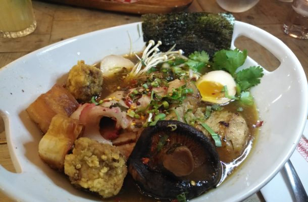 HFX Ramen Quest Pt. 2: Studio East vs. Water & Bone
