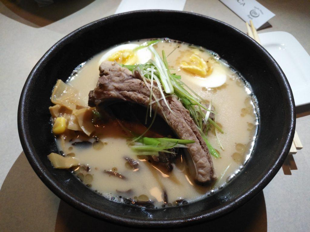 Halifax Ramen Quest: Sushi Nami