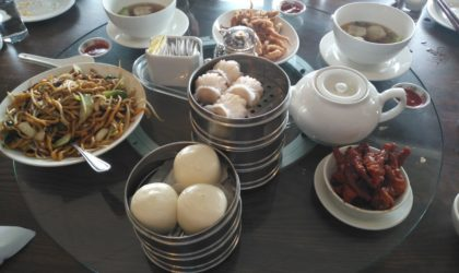East of East Dining Series: Dim Sum at Canton Garden