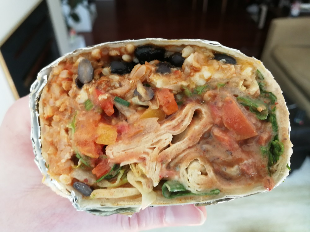 burritos in Halifax - Habanero's