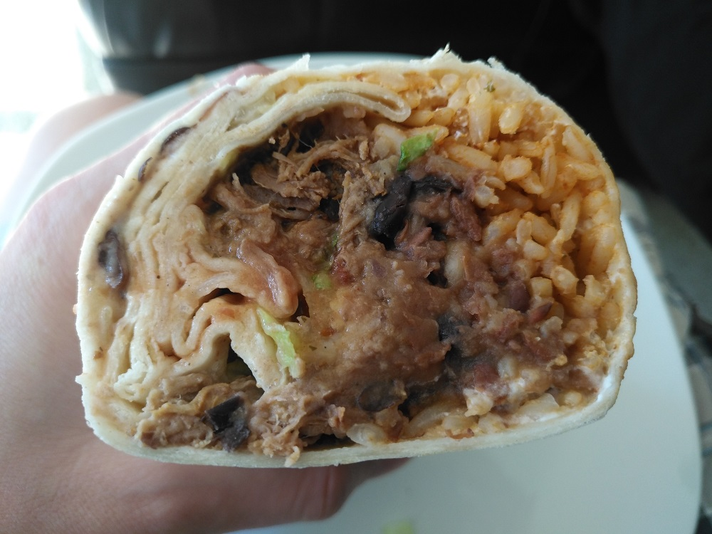 burritos in halifax - Taco Del Mar