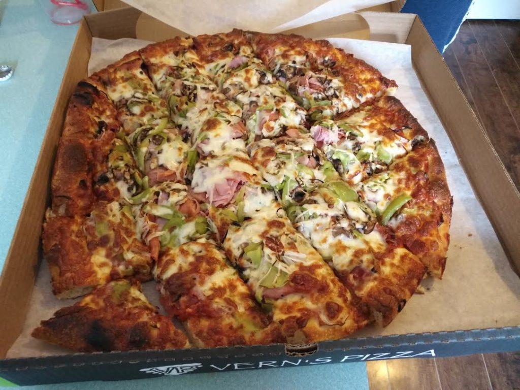 Calgary Pizza - Vern's