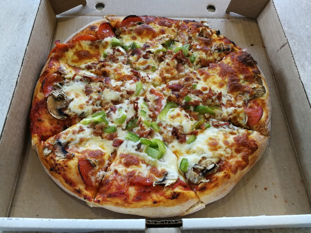 Sackville Pizza: Mount Uniacke