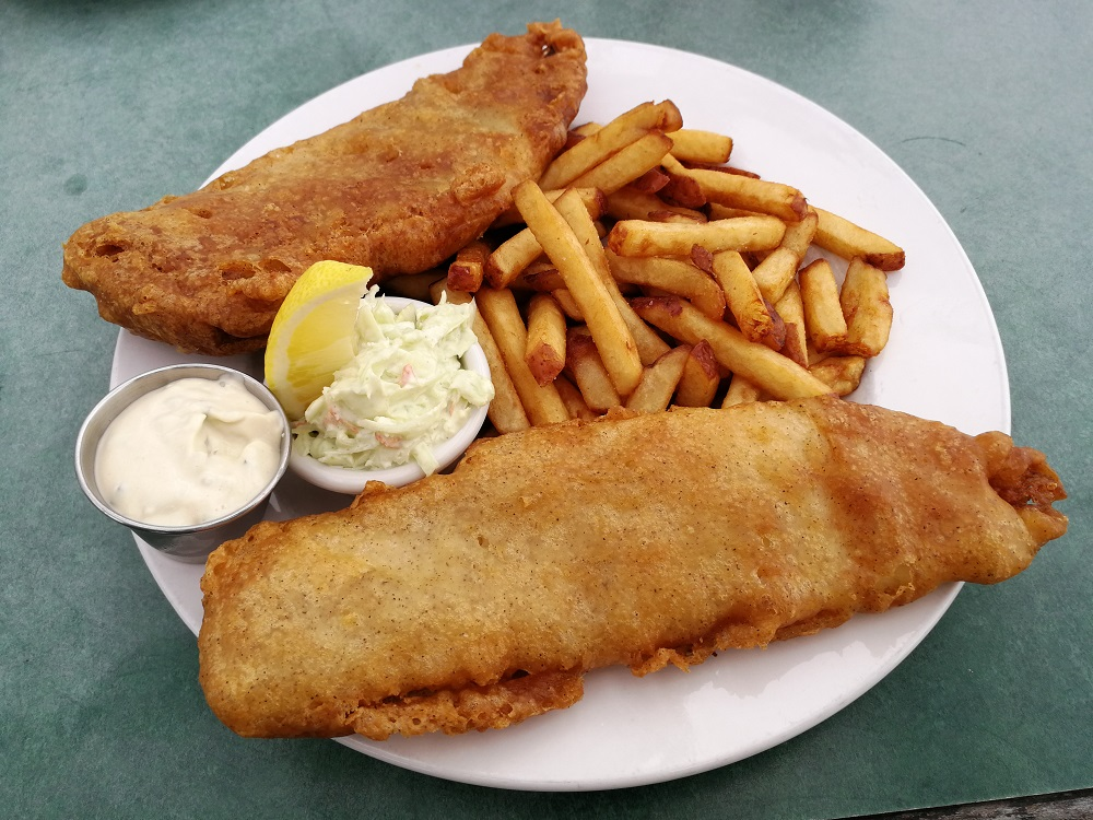 Fisherman's Cove: Boondocks Fish 'n Chips